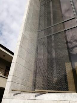 Codina Architectural Egemen Construction metal mesh
