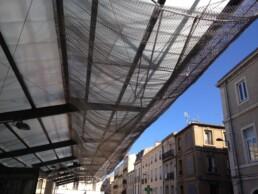 Codina Architectural Mercado Halles Sete metal mesh