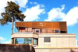 Codina Architectural Hanasaari Cultural Centre metal mesh