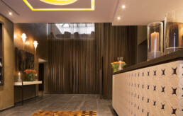 Codina Architectural Hotel Ville Saxe Mesh