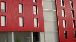 Codina Architectural Oficinas Valence metal mesh