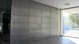 Codina Architectural Museu Diocesà metal mesh
