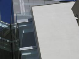 Codina Architectural Escuela de Bellas Artes Lleida metal mesh