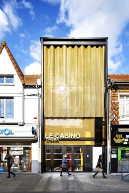 Codina Architectural Cinema Le Casino metal mesh