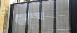 Codina Architectural Museo Baron Gérard metal mesh