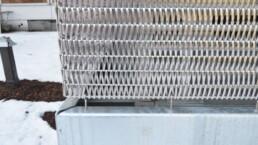 Codina Architectural Neuilly sur Seine metal mesh