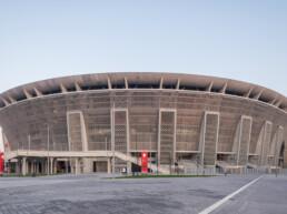 Codina Architectura Puskas Arena Metal Mesh