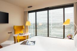 Codina Architectural Hotel Radisson Bourdeaux Metal Mesh