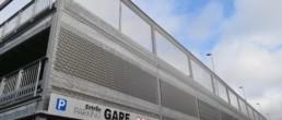 Codina Architectural Gare Parking Metal Mesh