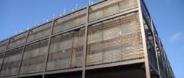 Codina Architectural Hotel Radisson Bordeaux Metal Mesh