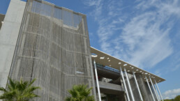 Codina Architectural Montpelier Medicine University Metal Mesh