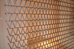 Codina Architectural Apparment Paris Metal Mesh