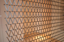 Codina Architectural Apparment Paris Metal Mesh