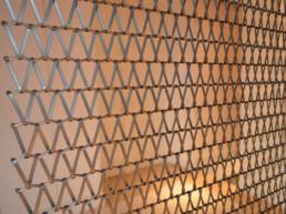 Codina Architectural Paris Appartment Metal Mesh