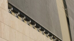Codina Architectural - Faculty of Geography and History Barcelona - Metal meshes