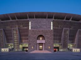 Codina Architectural Puskas Arena Metal Mesh