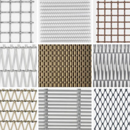 Codina Architectural Models Metal Mesh
