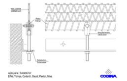 Codina Architectural TF-30 Metal Mesh