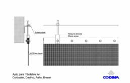 Codina Architectural TF-15 Metal Mesh