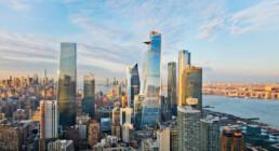 Codina Architectural Hudson Yards 55 Metal Mesh