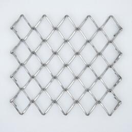 Codina Architectural Gaudi F Inox Metal Mesh Model