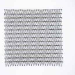 Codina Architectura Mies R Inox Metal Mesh Model