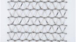Codina Architectura Torroja F Inox Metal Mesh Model