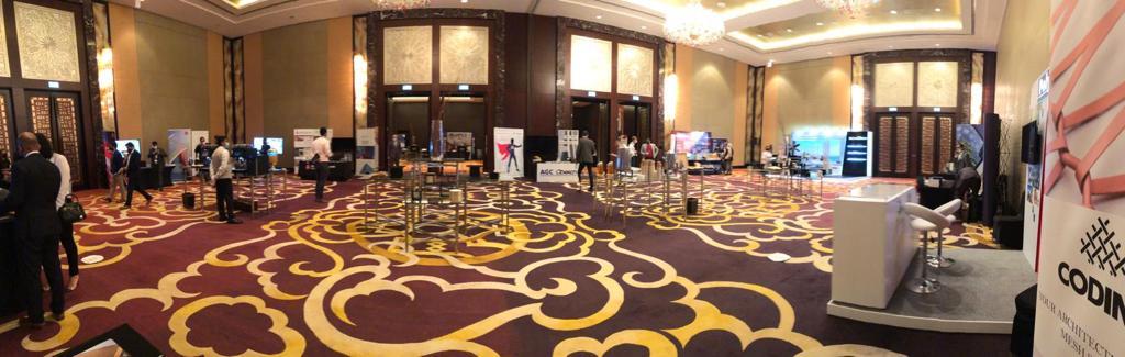 Codina ARchitectural en ZAK Dubai 2021