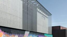 Codina Architectural Kaltasama Metal Mesh