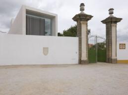 Codina Architectural Centro Interpretativo do Mundo Rural Arraiolos metal mesh