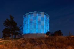 Codina Architectural Water Tower Metal Mesh