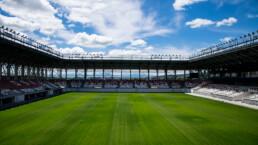 Estadio Sepsi-Codina Architectural